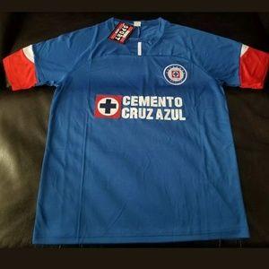 Cruz Azul 2018 Home Jersey